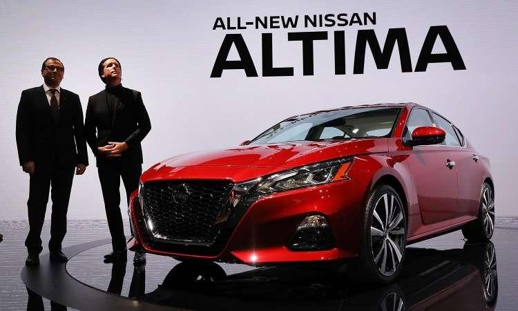 Novo Nissan Altima - Drew Angerer/AFP