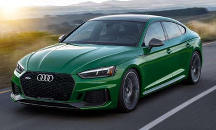 O Audi RS 5 Sportback, modelo de alta performance, faz sua estreia mundial em Nova York - Audi/Divulgação