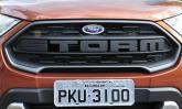 Ford EcoSport Storm é estiloso, e está muito mais para o asfalto do que para a lama