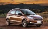 Ford apresenta a versão FreeStyle do Ka, que tem a pretensão de ser SUV com preço salgado