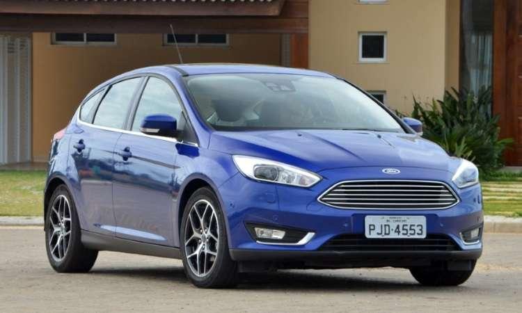 A linha 2019 do modelo médio da Ford não trouxe mudanças de estilo e nem de conteúdo - Ford/Divulgação