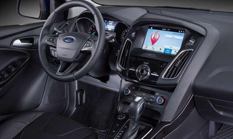 O sistema multimídia Sync 3 é disponibilizado em algumas versões como opcional - Ford/Divulgação