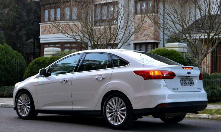 A Ford reduziu os preços do Focus Fastback para tentar melhorar seu desempenho no mercado - Ford/Divulgação