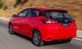 Chegada do Toyota Yaris reduz em quase 40% as vendas do seu irmão Etios