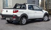 Linha 2019 da picape Fiat Strada traz nova versão 1.4 Freedom por R$ 71.990