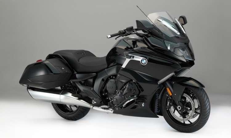 O para-brisa pode ser ajustado eletricamente - BMW/Divulgação
