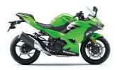 Kawasaki Ninja 400 ficou mais potente e leve que modelo antecessor