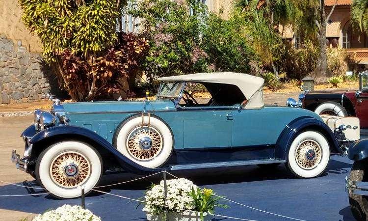 Packard Roadster 1931 - Pedro Cerqueira/EM/D.A Press