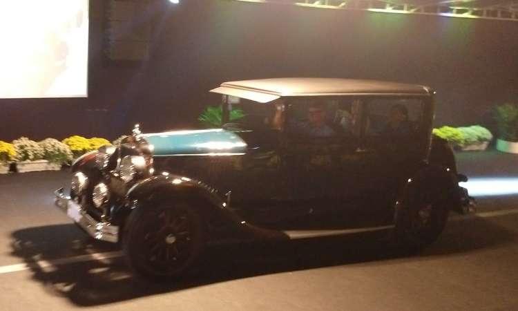 Cadillac 314 Coupé 1927 - Pedro Cerqueira/EM/D.A Press