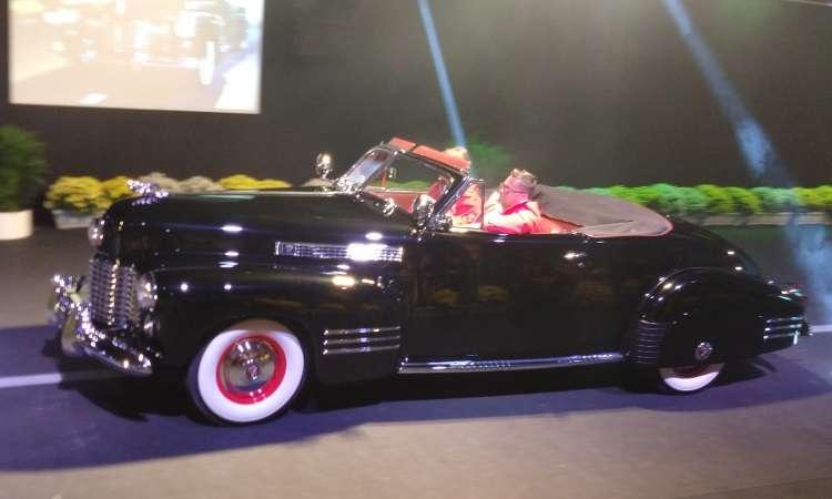 Cadillac 1941 impecavelmente restaurado - Pedro Cerqueira/EM/D.A Press