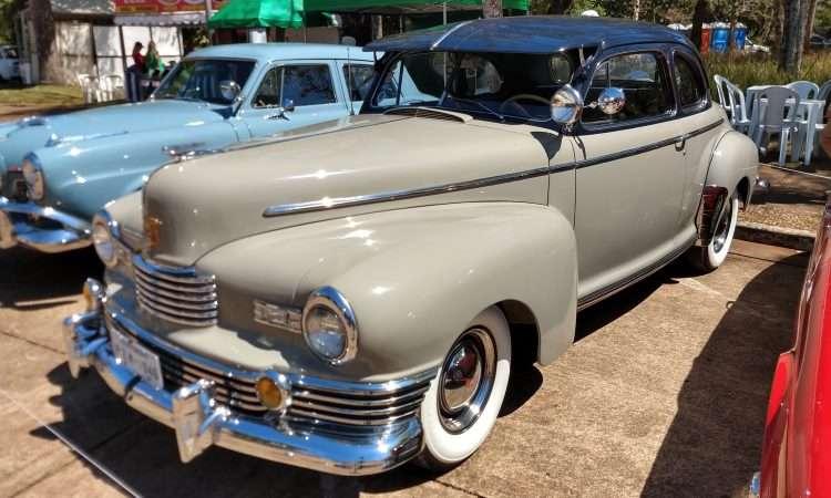 Nash 600 1946 - Pedro Cerqueira/EM/D.A Press
