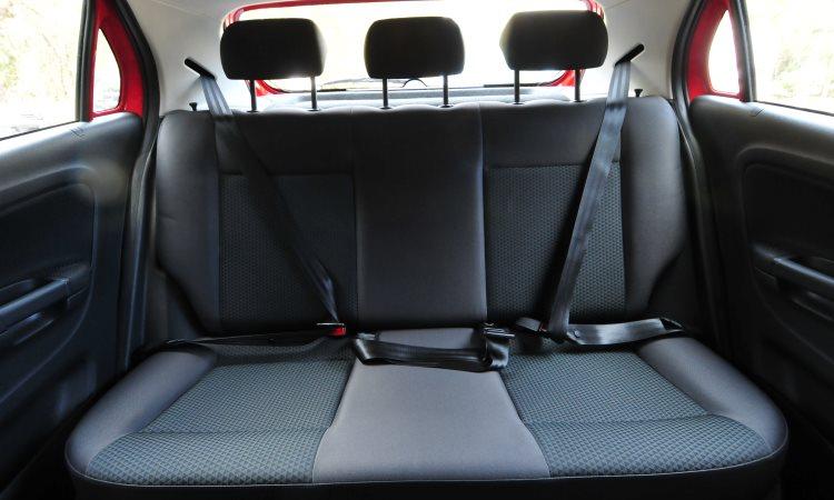 O espaço interno não é ponto forte do hatch da marca alemã - Gladyston Rodrigues/EM/D.A Press
