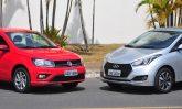 Hyundai HB20 ou Volkswagen Gol? Veja qual modelo venceu o comparativo entre compactos automáticos