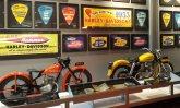 Gosta da Harley-Davidson? Então venha fazer um passeio pelo museu da marca!