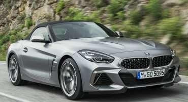 A BMW confirmou que o novo roadster Z4 estará presente no Salão do Automóvel