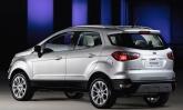 EcoSport sem estepe na traseira e SUV Territory serão destaques da Ford no Salão