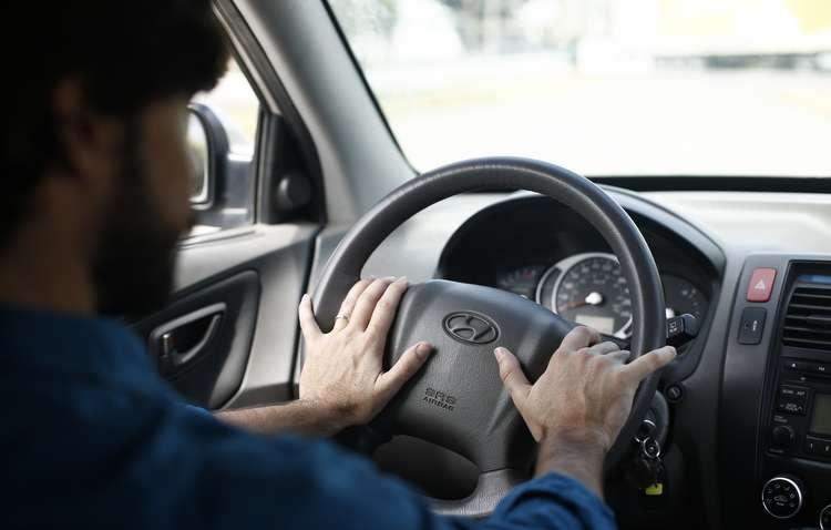 No Brasil, 60% dos acidentes rodoviários envolvendo motorista profissional, com carteiras de habilitação C, D e E, são causados por sono e fadiga - Paulo Paiva/DP