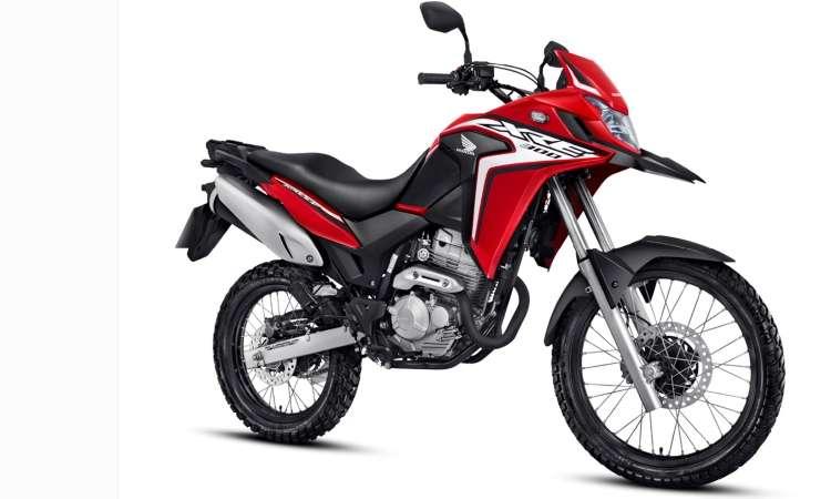 HONDA XRE 300 ABS - Honda/Divulgação