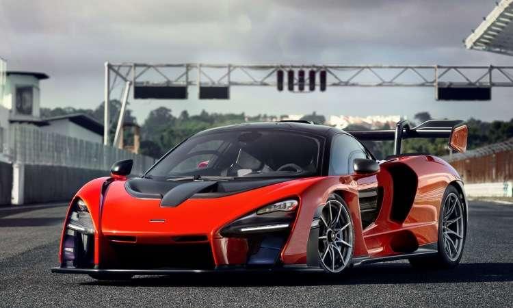 A McLaren Senna será destaque entre os superesportivos, com motor de 800cv - McLaren/Divulgação