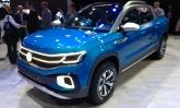 Volkswagen revela a picape Tarok e Ford mostra o conceito Territory, um SUV médio