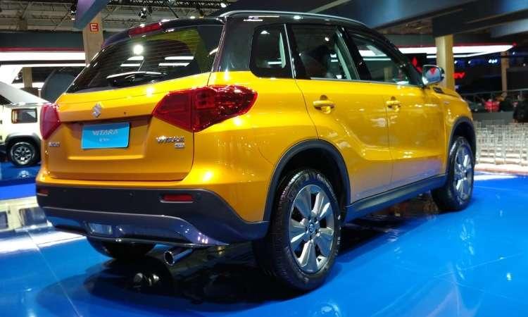 O novo Suzuki Vitara tem opções de motores 1.4 turbo e 1.6 aspirado - Pedro Cerqueira/EM/D.A Press