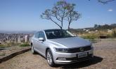 Volkswagen Passat 2018 agrada pelo desempenho e bom pacote de equipamentos