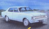 Apresentado no Salão do Automóvel de 1968, Chevrolet Opala faz 50 anos