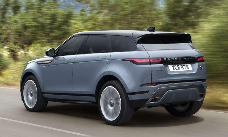 A suspensão traseira Integral Link controla as forças laterais e longitudinais - Land Rover/Divulgação