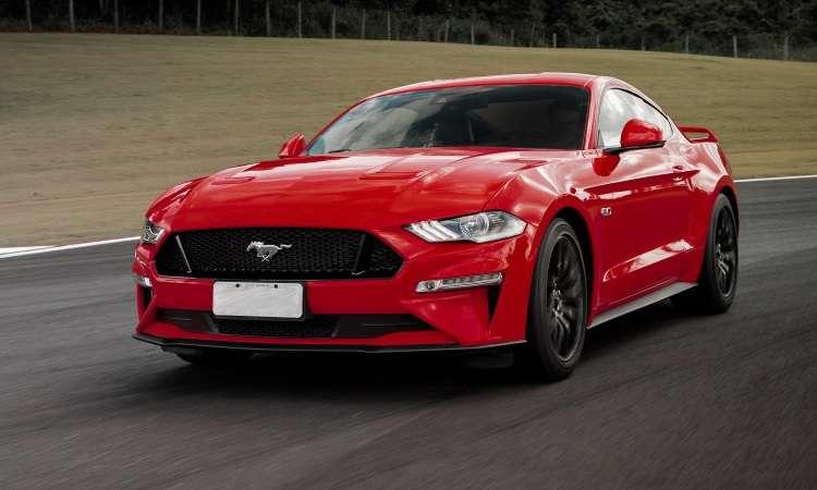 Nova geração do  Ford Mustang - Ford/Divulgação