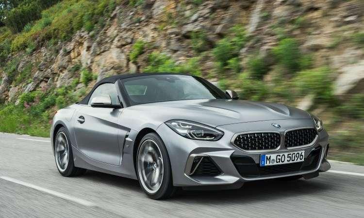 Nova geração da BMW Z4 ficou ainda mais imponente - BMW/Divulgação