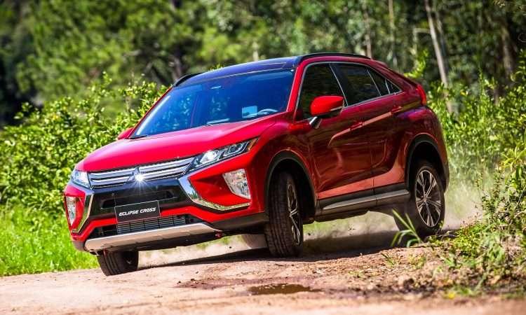 Mitsubishi Eclipse agora é SUV e ganha sobrenome Cross - Mitsubishi/Divulgação