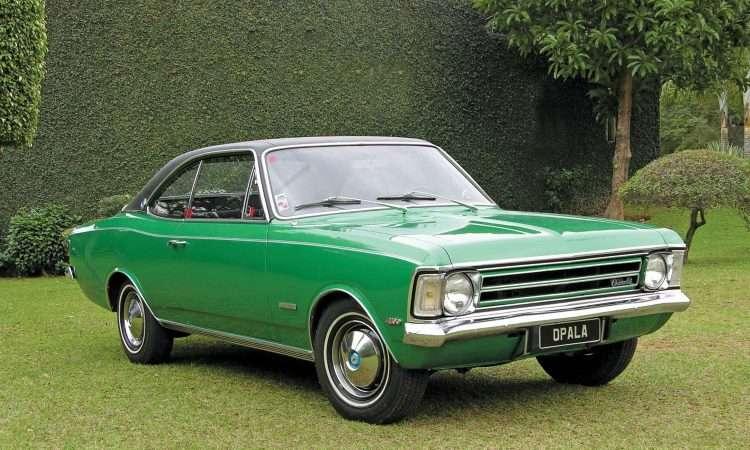 Chevrolet Opala - Chevrolet/Divulgação