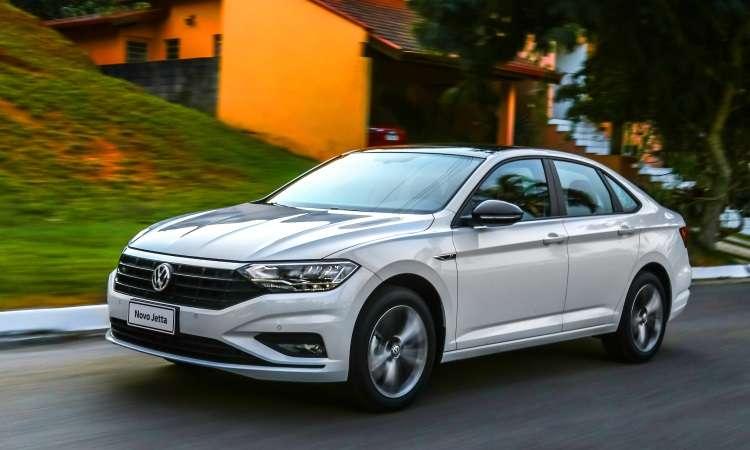 Volkswagen Jetta - Volkswagen/Divulgação