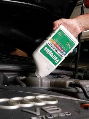 Aditivo do radiador deve seguir as recomendações do fabricante do carro - Patrícia Marzanasco/Baluarte Assessoria