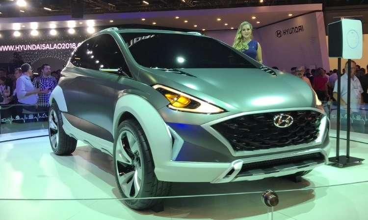 Hyundai Saga dá a dica de como será o novo HB20 - Pedro Cerqueira/EM/D.A Press