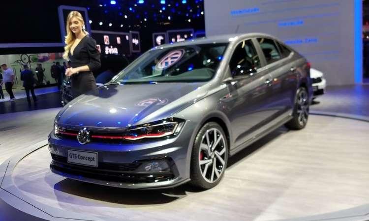Volkswagen Virtus GTS - Pedro Cerqueira/EM/D.A Press