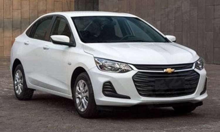 Chevrolet Prisma - Chevrolet/Divulgação