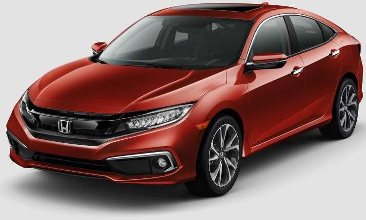 Honda Civic 2020 - Honda/Divulgação