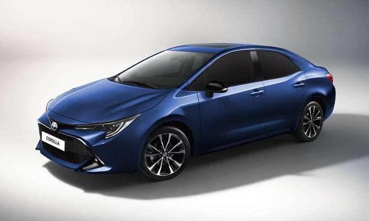 Toyota Corolla 2020 - Toyota/Divulgação