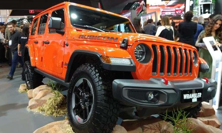 Jeep Wrangler - Pedro Cerqueira/EM/D.A Press