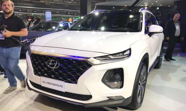Hyundai Santa Fé - Pedro Cerqueira/EM/D.A Press