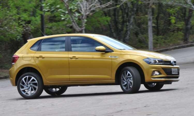 VW Polo é o sexto mais vendido do Brasil - Jair Amaral/EM/D.A Press