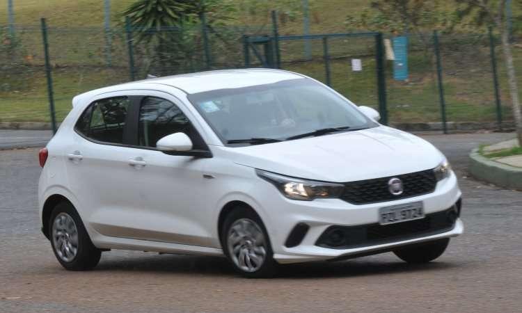 Com 63.011 emplacamentos, Argo é o automóvel mais vendido da Fiat... - Jair Amaral/EM/D.A Press
