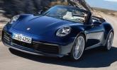 Depois do cupê, Porsche apresenta agora o novo 911 Cabriolet em duas versões