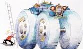 Fique atento antes de trocar a roda ou pneu do seu carro