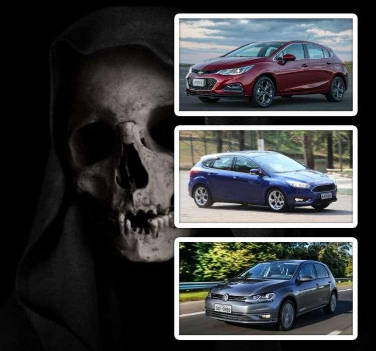 pixabay.com/Reprodução; Chevrolet/Divulgação; Marlos Ney Vidal/EM/D.A Press; Volkswagen/Divulgação. Colagem feita no site www.montagemfotos.com.br