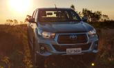 Teste do Vrum: como anda a Toyota Hilux SRV 2.7 Flex 4x4 AT?