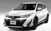Toyota Yaris X-Way, versão aventureira do hatch, chega ao mercado por R$ 78.990