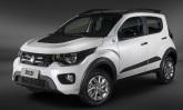 Fiat Mobi ganha pacote de personalização Cross, vendido por R$ 950