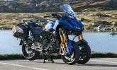 A Yamaha apresenta o triciclo invertido Niken GT, feito para aventuras